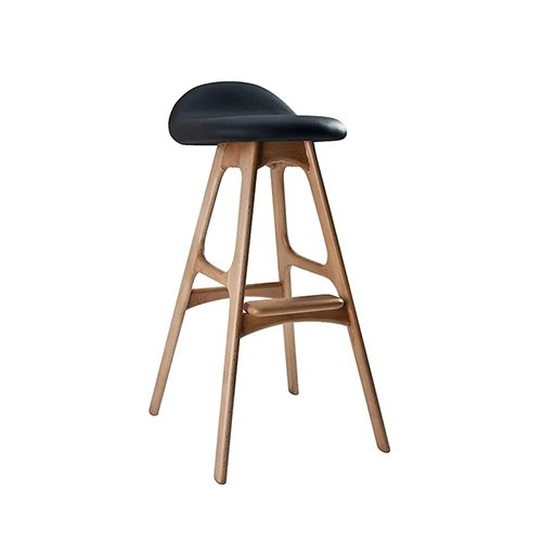 Erik buch wood bar stool chinese wholesale serenity made - Erik buch bar stool ...