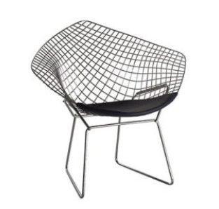 Replica Harry Bertoia Diamond Chair