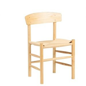Lily Rustic Rattan Chair