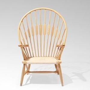 Replica Wood Peacock Chair