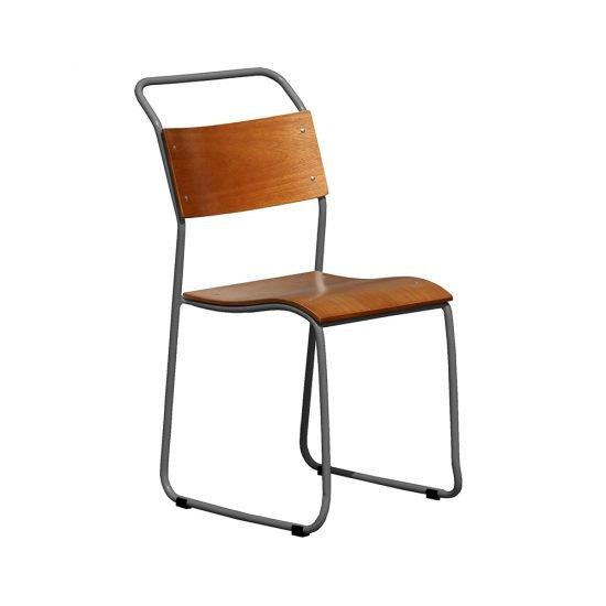 Metal Frame Desk Chair