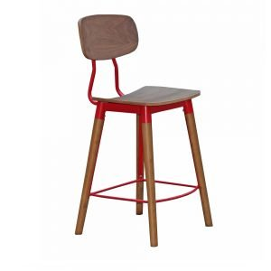 Commercial Metal Bar Stool