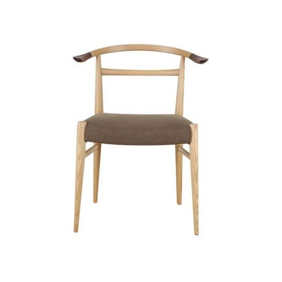 Replica Armless Hans Wegner Chair