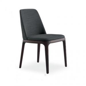 Armless office dining chair