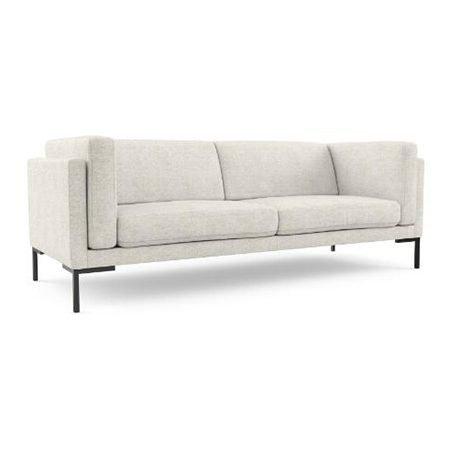 Elegant White Sofa