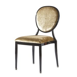 Audrey Medallion Chair