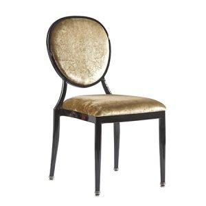 Audrey Medallion Chair