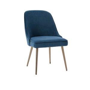 Upholstered Dining Chair Velvet