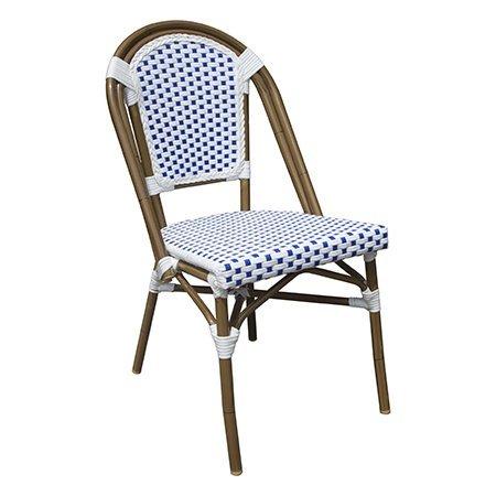 Water Outdoor Aluminium Bistro Chair