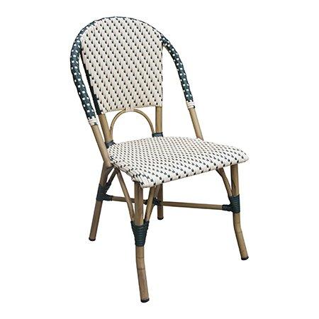 Denver Outdoor Aluminium Bistro Chair