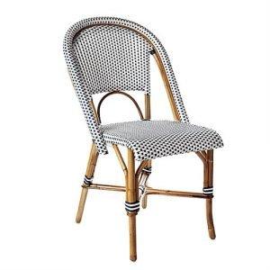 Rosemarie Outdoor Aluminium Bistro Chair