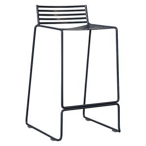 Outdoor Metal Wire Stool