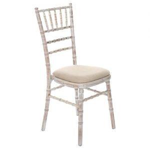 Wood Chiavaria Wedding Chair
