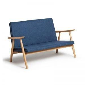Wood Frame Leisure Sofa