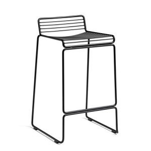 stackable wire stool