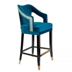 Elegant Restaurant Bar Chair