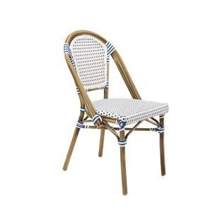 Rico Outdoor Aluminium Bistro Chair