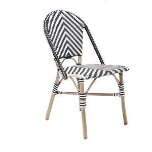 Outdoor Woven parisian chair