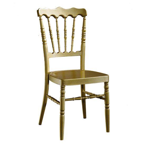 aluminium wedding chiavaria chair