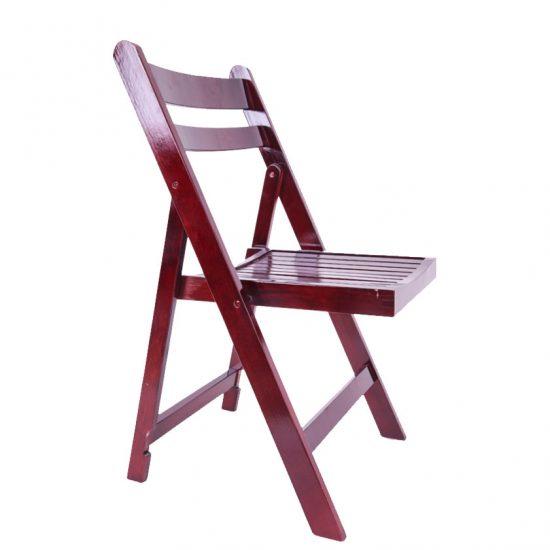 Wooden Wedding Folding Chair