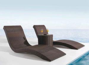 Seaside Wicker Chair