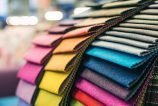 Commercial furniture fabrics
