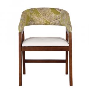 Timber Armchair