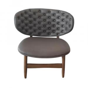 Tufted Restaurant Chair